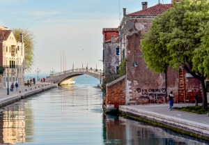 italy venice bridge