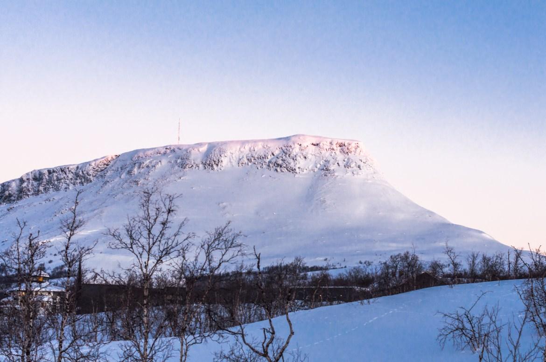 Saana mountain, Finland