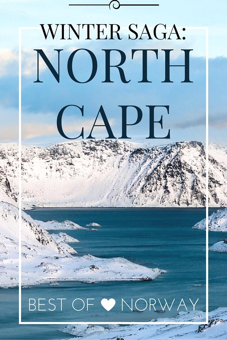 North Cape: Winter Saga.
