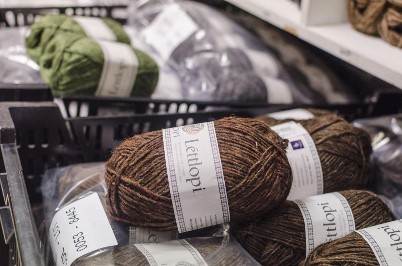 Reykjavik wool store