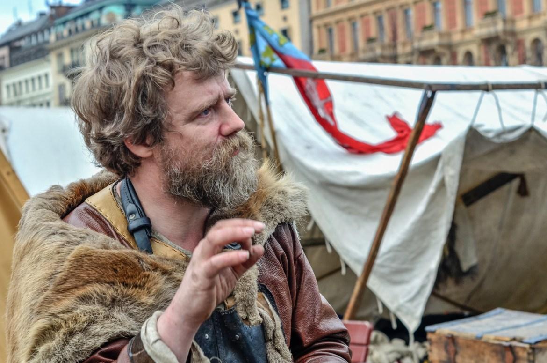 Stockholm: Swedish Viking