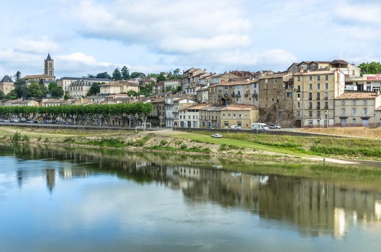 Canal de Garonne & Tandem, France