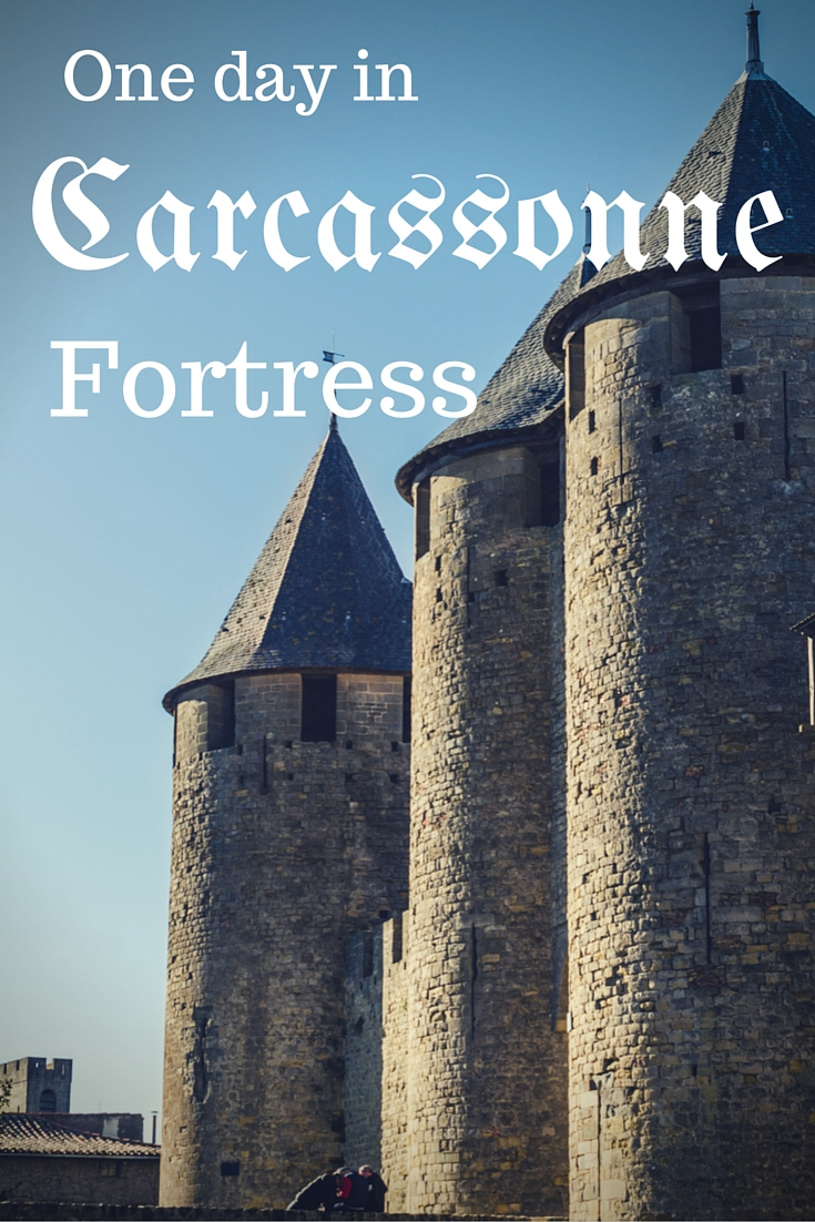 One day in Carcassonne
