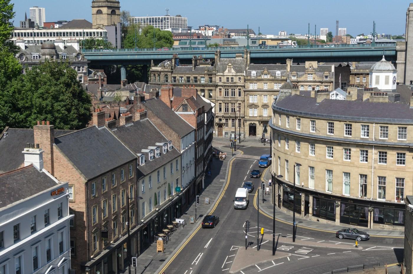 Newcastle England