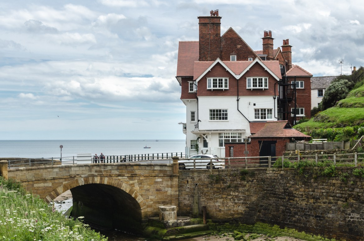 Robin Hood's Bay & Sarborough