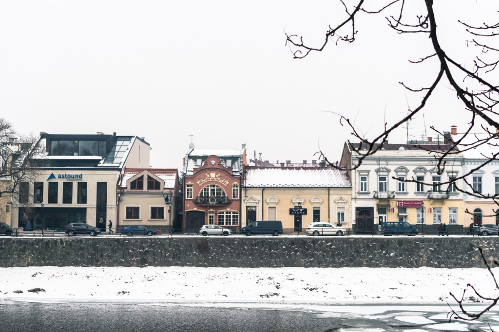 Ukraine, Uzhgorod, Eastern Europe