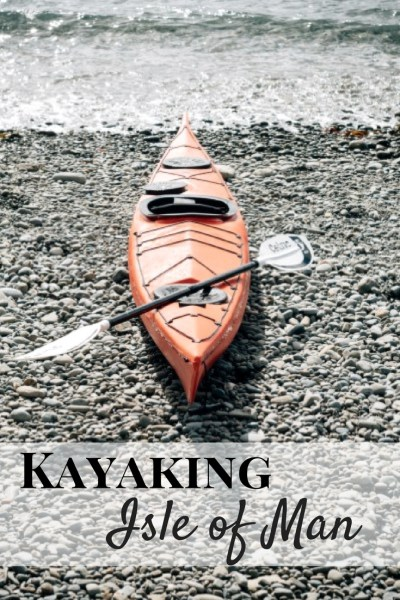 Sea kayaking Isle of Man