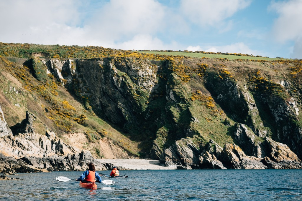 isle of man kayaking