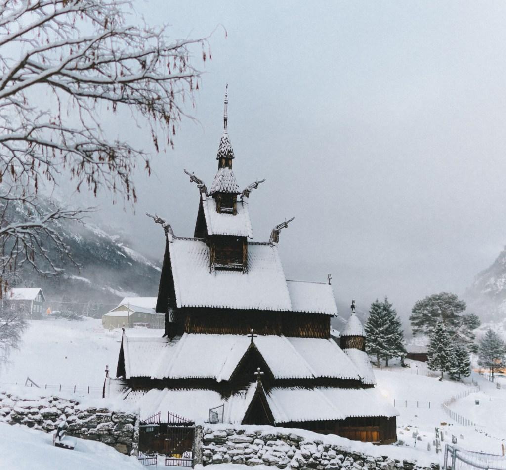 Borgund Stavkyrkje