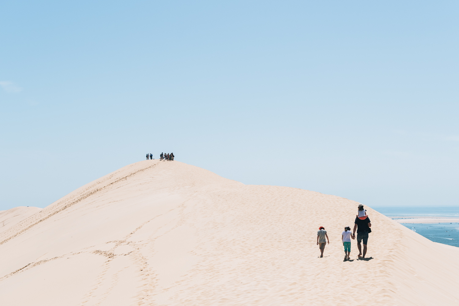 Nature Wonders In France Visiting The Dune Of Pilat