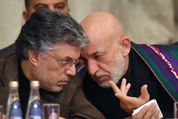 کرزی از ایجاد بحران تازه در افغانستان هشدار داد | ایندیپندنت فارسی
