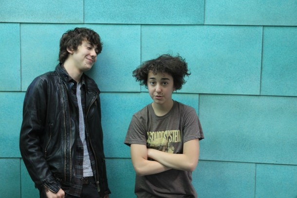 Manage somehow. Naked brothers band music videos