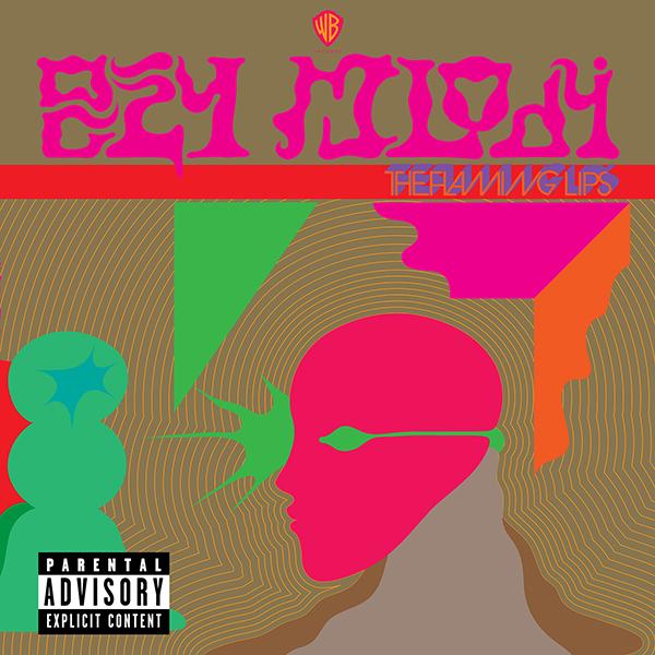 01427 - 0010FLP - The Flaming Lips - Oczy Mlody GATEFOLD COVER -