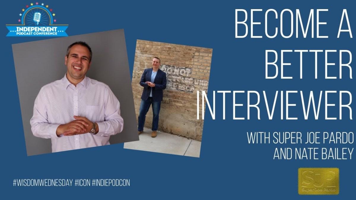 become a better interviewer