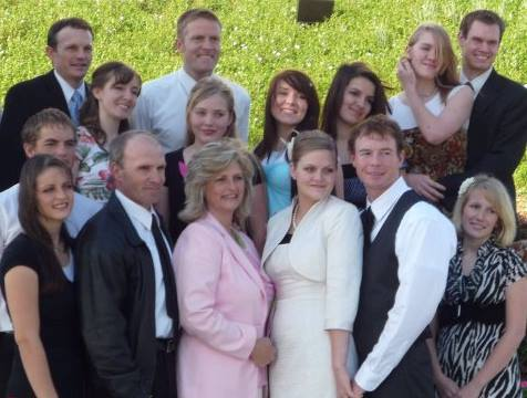 LaVoy Finicum family