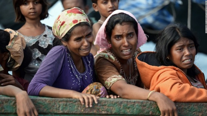 Rohinga Migrant Women
