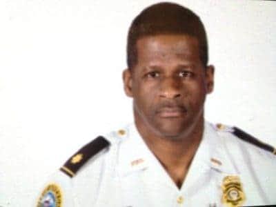Officer Greg Barney
