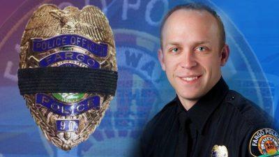 Fargo Officer Jason Moszer