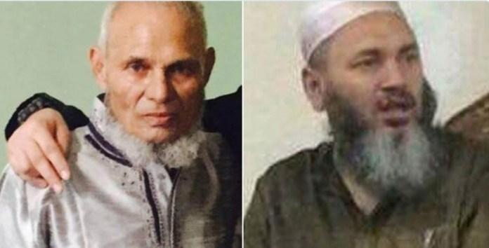 Thara Uddin and Imam Maulama Akonjee, from l. to r.