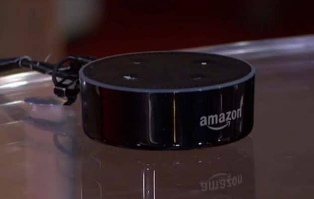 Display photo of Amazon Echo
