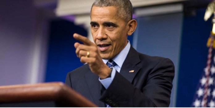 Barack Obama announces retaliatory measures for alleged Russian hacking.