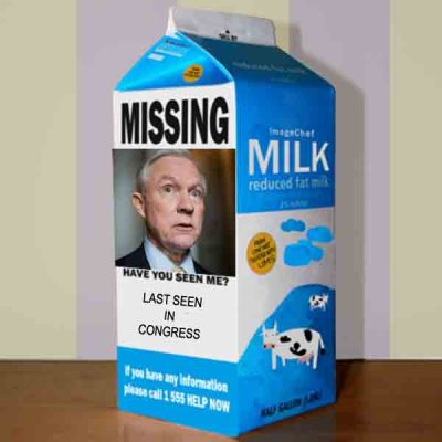 Image result for jeff sessions missing