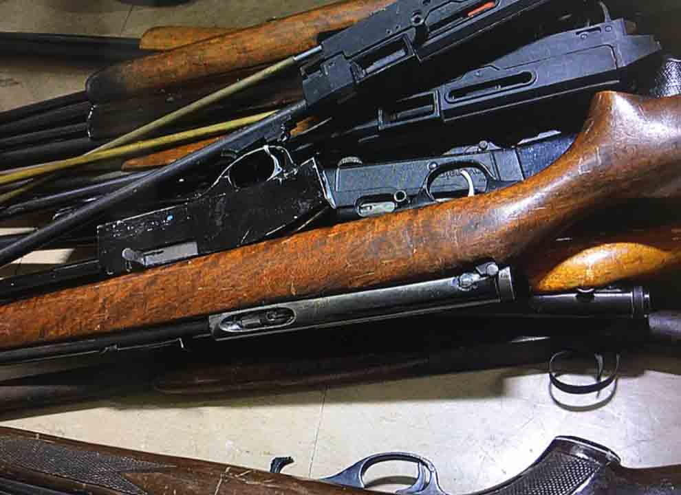 Nz Gun Laws Image: About The Impending New Zealand Gun Confiscation