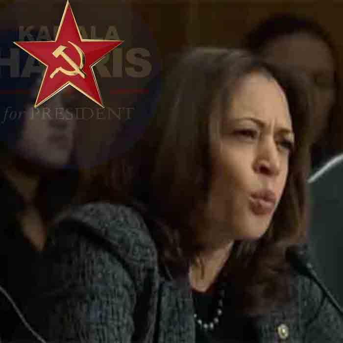 Kamala Harris Says Socialist Ideas As Bold Good For Dems