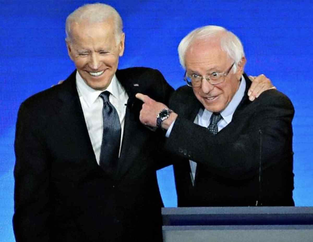NBC/WSJ poll hugely favors slow Joe