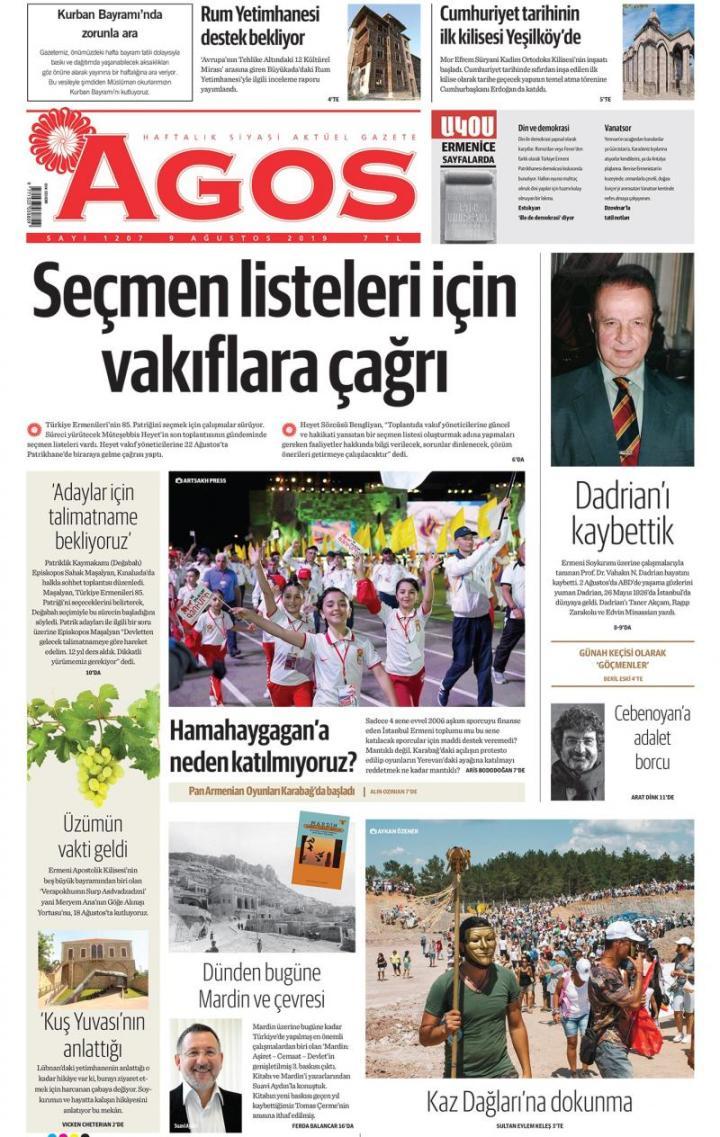 Agos Gazetesi