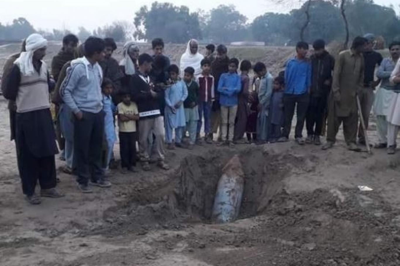 71کی جنگ میں فائر کیا گیا بھارتی میزائل 49 سال بعد ناکارہ