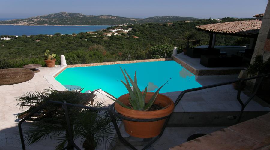 Villa con piscina sardegna villa pantogia lux - Villa con piscina sardegna ...