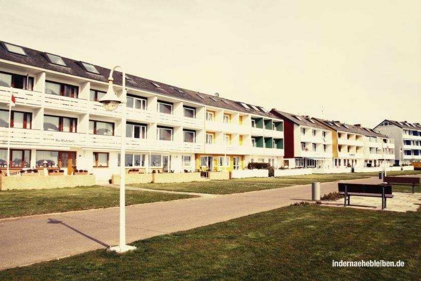Architektur Helgoland