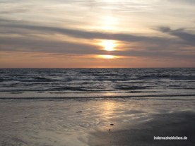 Abendstimmung Nordsee