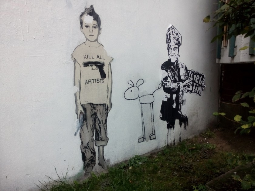 Streetart St. Pauli