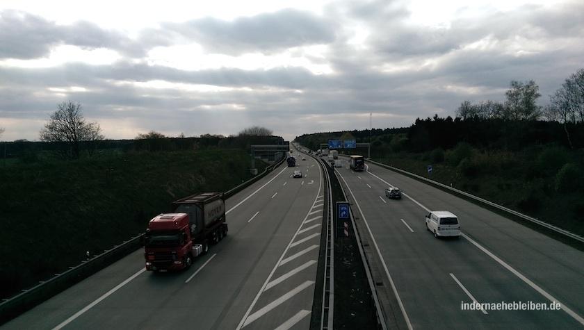 Heidschnuckenweg bei Nenndorf