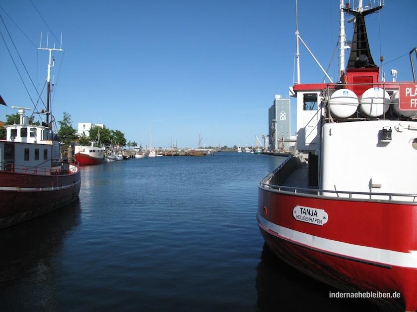 Heiligenhafen Hafen