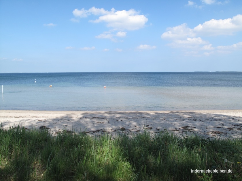 Strand bei Norgaardholz