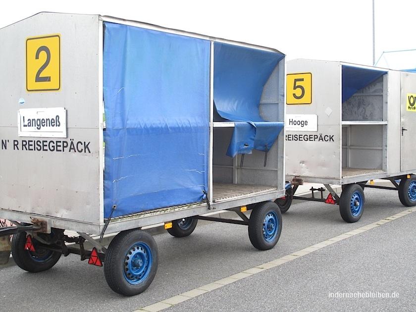 Gepaeckwagen