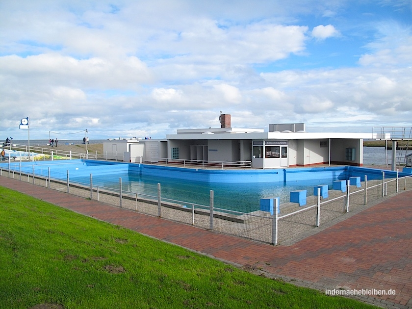 Schwimmbad Carolinensiel