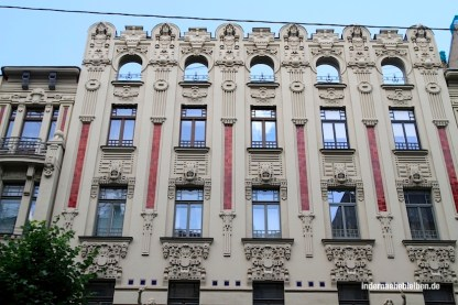 Riga Architektur