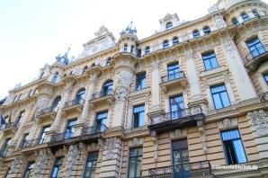 Riga Fassaden