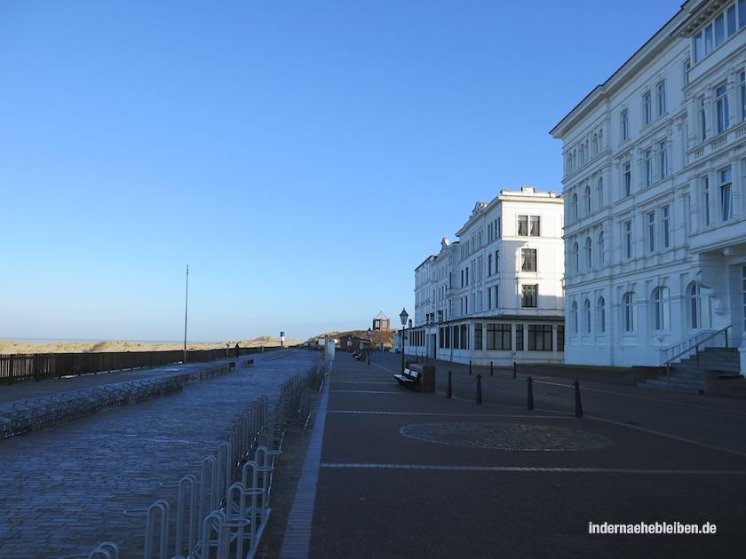 Borkum Promenade
