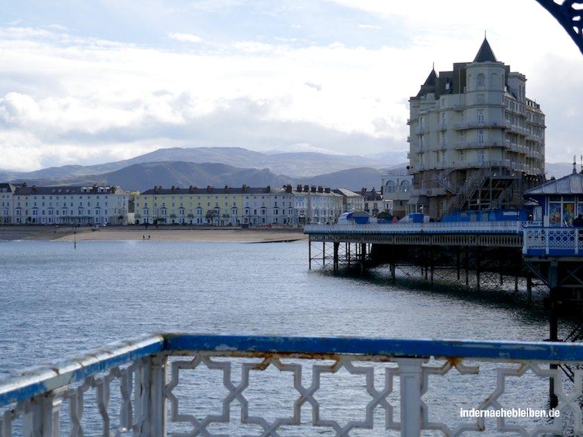 Lundudno Pier