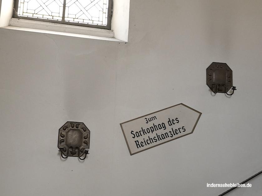 bismarck mausoleum