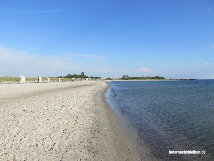 Hohwacht Beach
