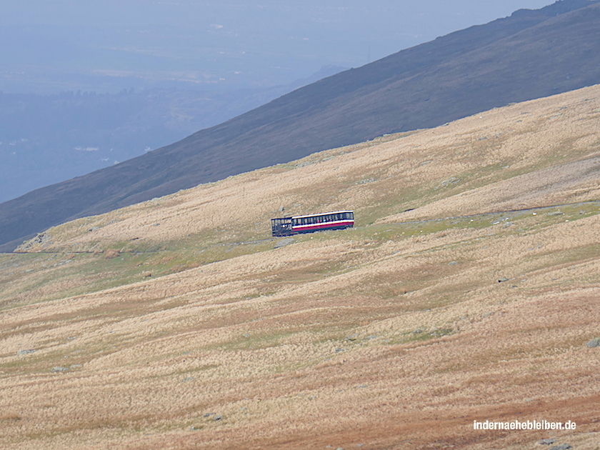 Snowdonia Mountain Railway