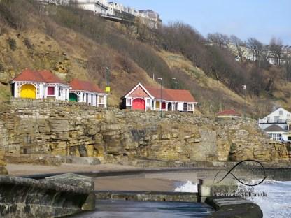 Beach Chalets Scarborough