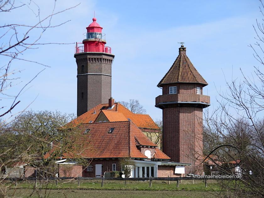 Leuchtturm Dameshoeved