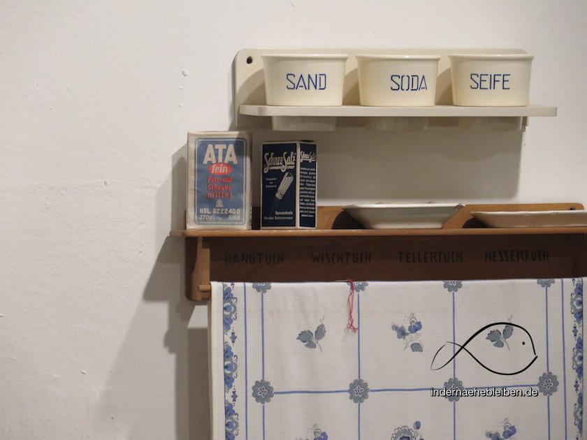 Sand Soda Seife